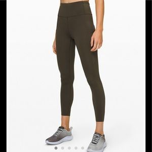Lululemon Fast and Free hR tight 25 Length